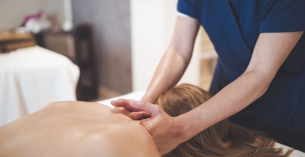 Massage is not a luxury, it's a necessity