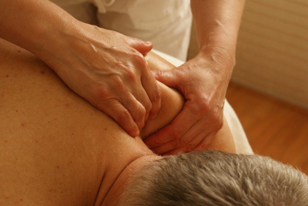 Massage is not a luxury
