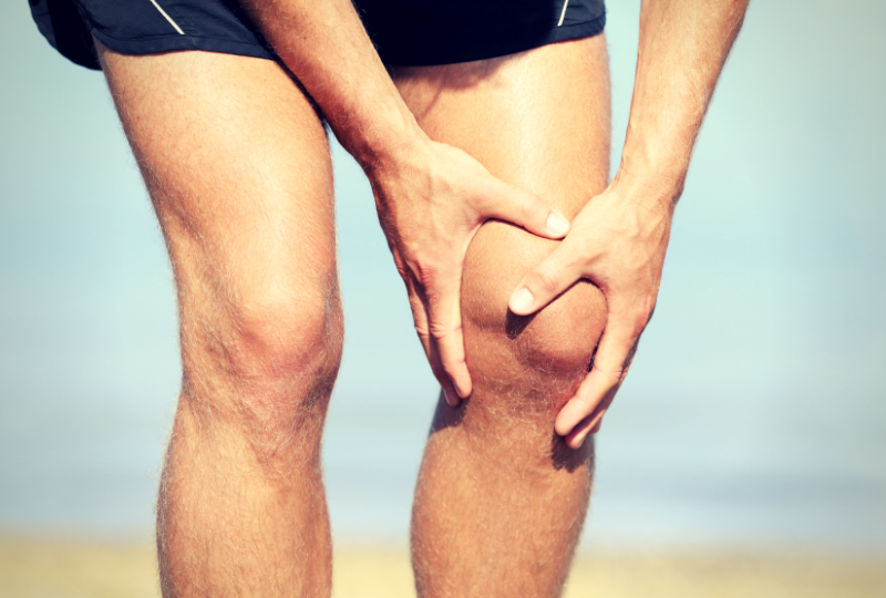 knee injury running
