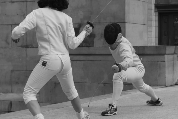 fencing south manchester physio