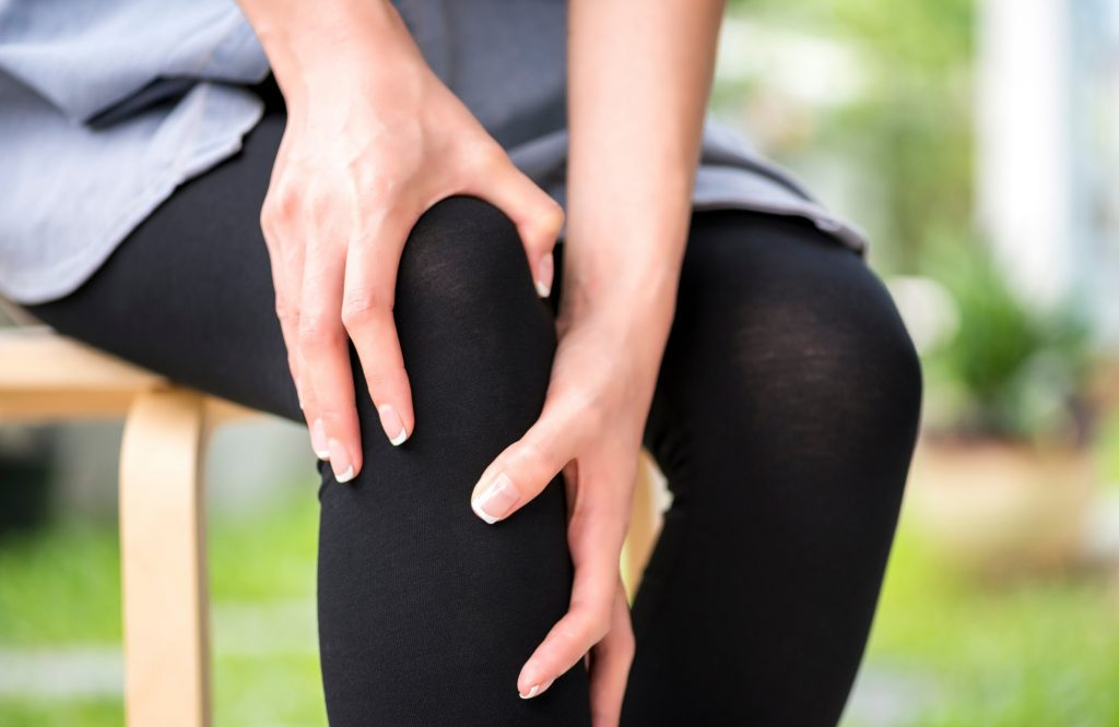 A Simple Cure For Knee Pain