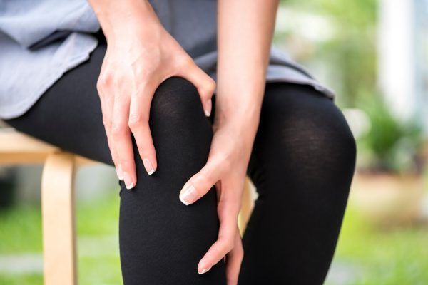 cure for knee pain
