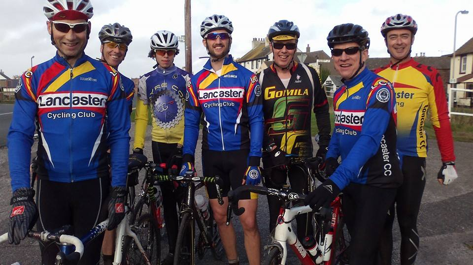 Lancaster Physio Finds Ways to Stay active with cycling club