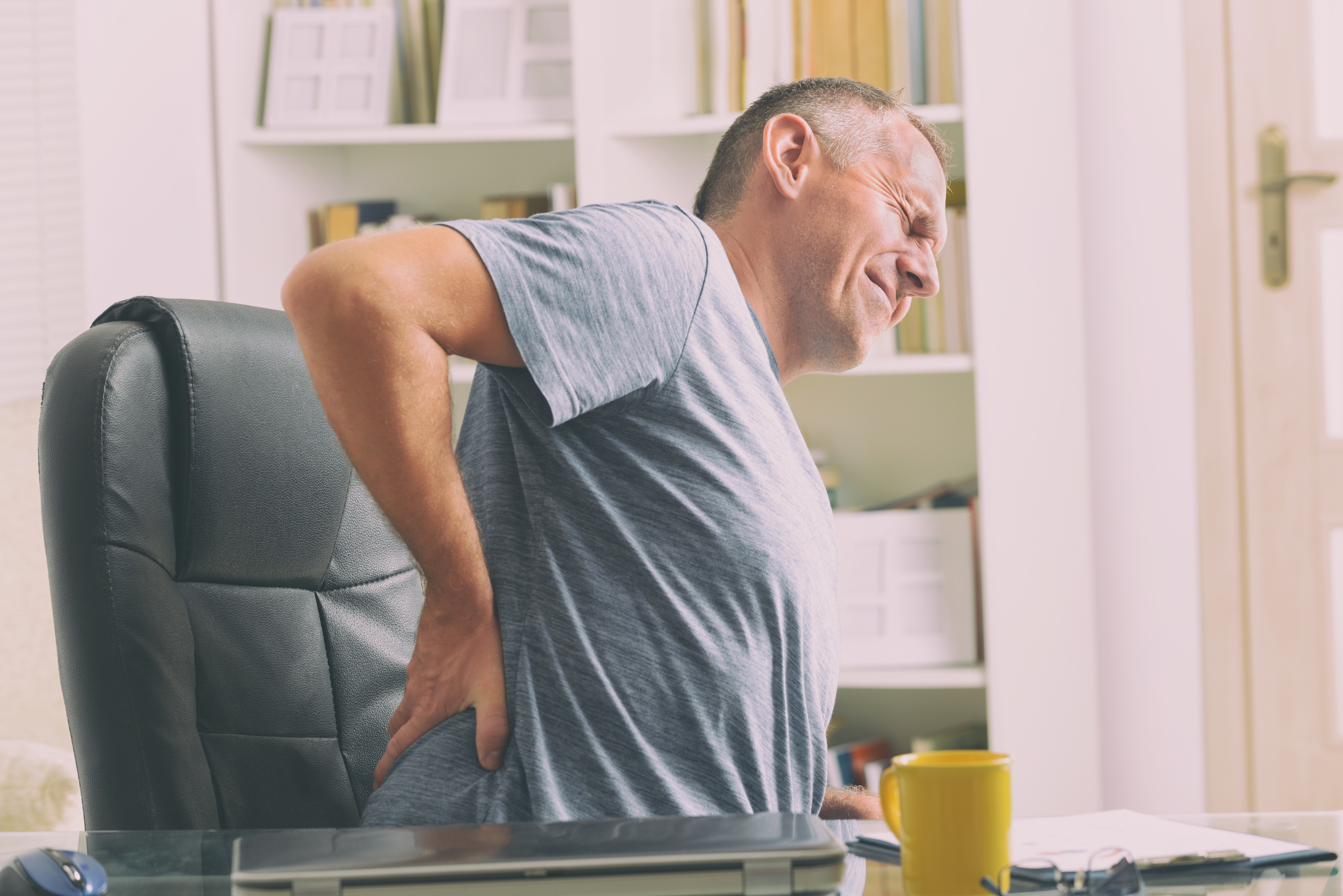 Working from home? Tips for staying healthy