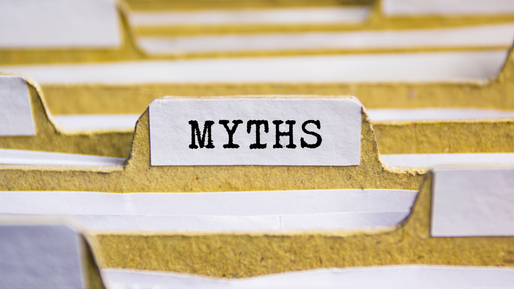 5 Myths About Physiotherapy